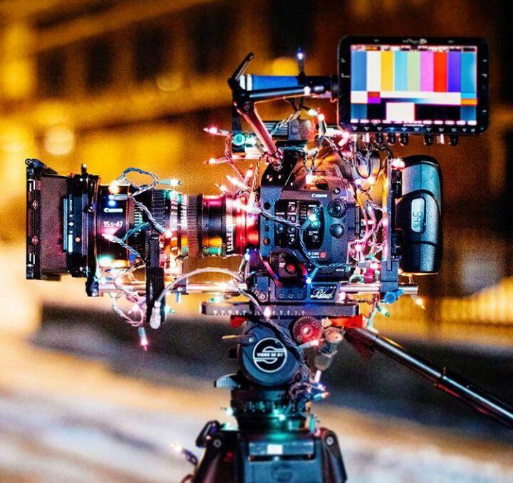تکنولوژی در سینما